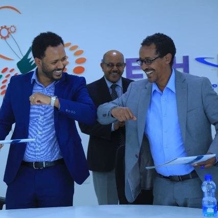 Techin partners with BRDGE-Ethiopia